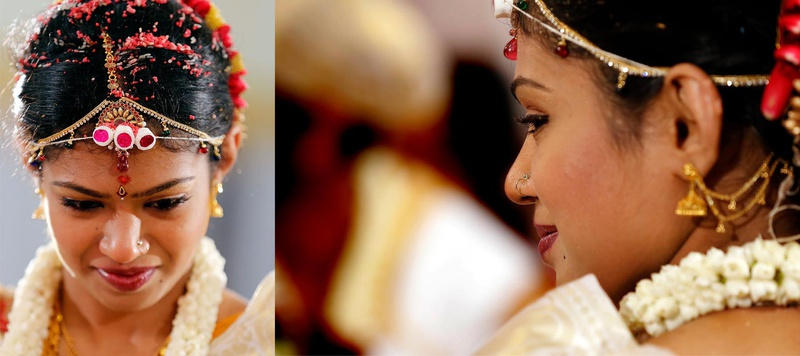 Deepak & Shushma Mumbai : A Traditional Telugu Wedding Affair