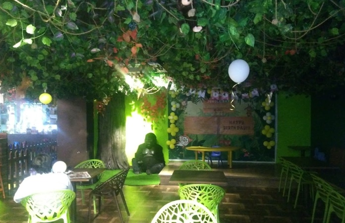 Jungle Bay Madhapur Hyderabad - Banquet Hall
