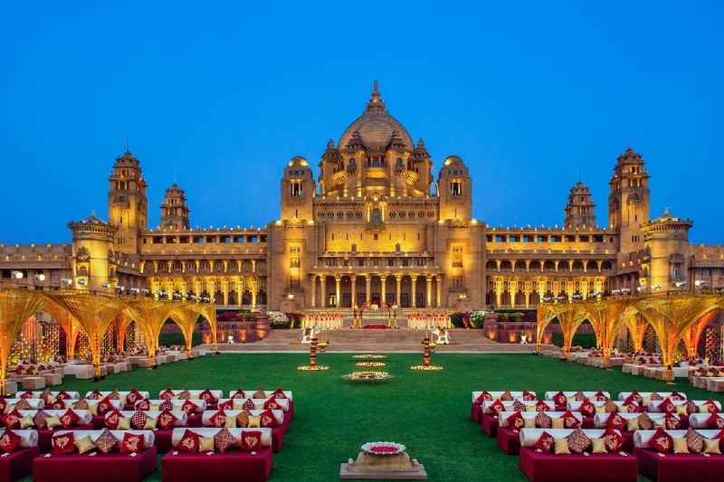 5 Vibrant Venues for a Dream Destination Wedding in Hyderabad