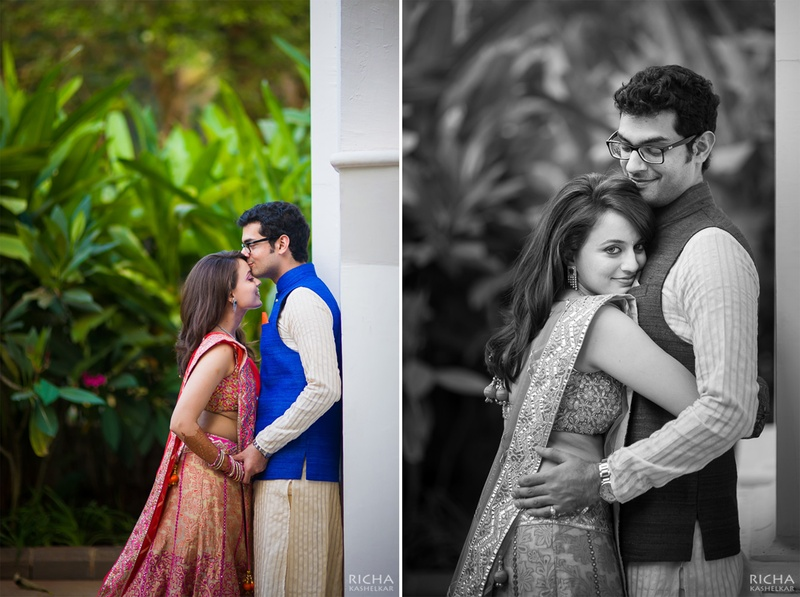 Sonia and Karan's Tasteful Goa Wedding