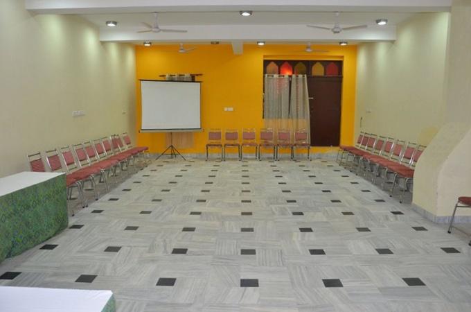Hotel City Home Raja Park Jaipur - Banquet Hall