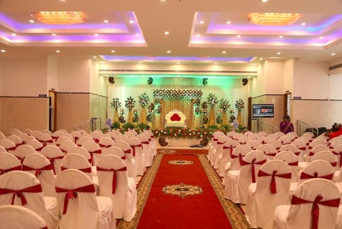 Nadaprabhu Kempegowda Convention Centre NagarBhavi Bangalore - Banquet Hall