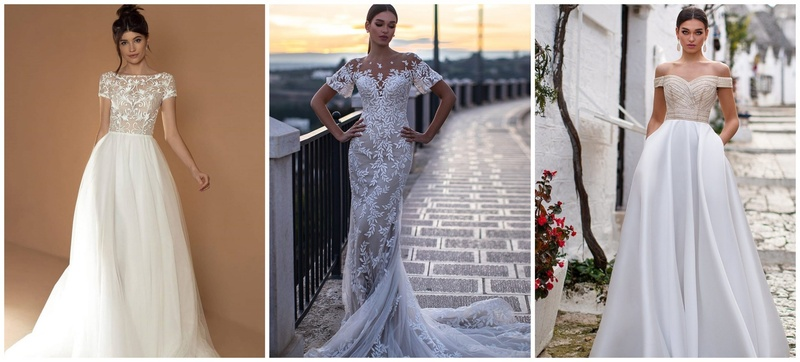 20 White Wedding Gowns to Bookmark for the Upcoming Wedding Season!