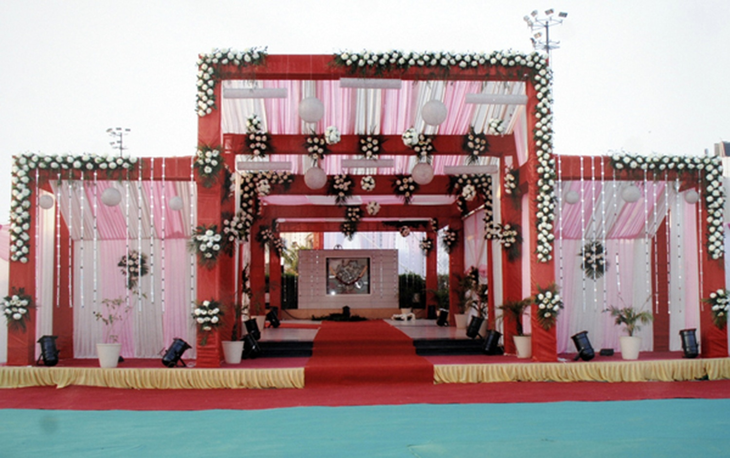 Hetarth decorators wedding decorator in science city ahmedabad overview junglespirit