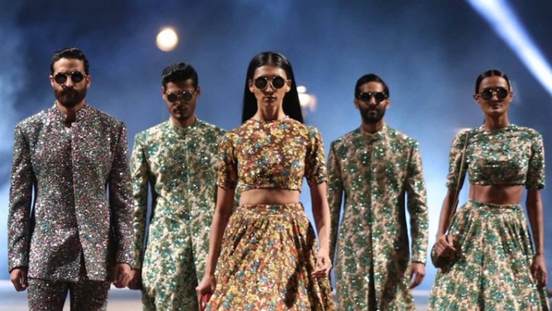 Top Bridal Looks from Lakme India Fashion Week 2015