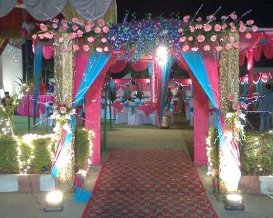 Lotus Farm Bakhtawarpur Delhi - Wedding Lawn