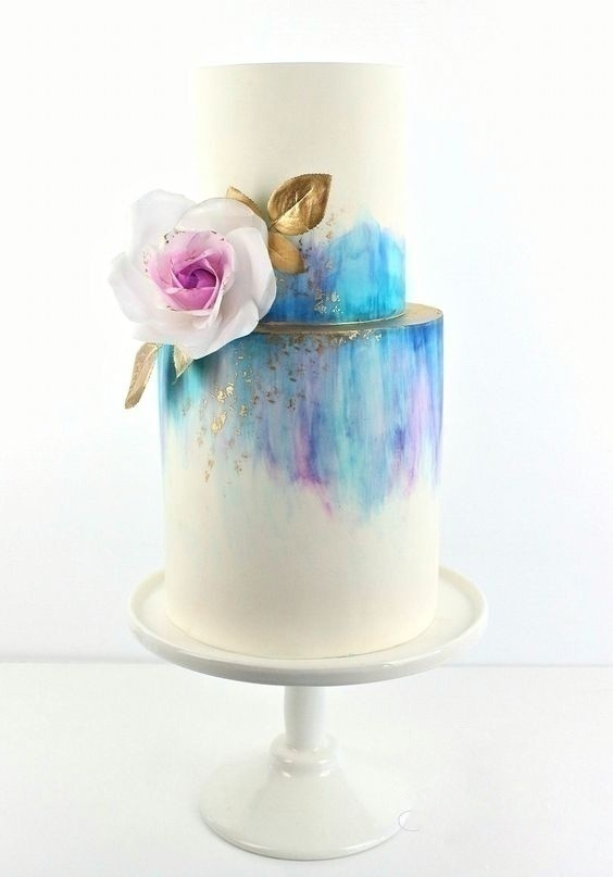 Trending In Wedding Ideas How To Throw A Watercolor