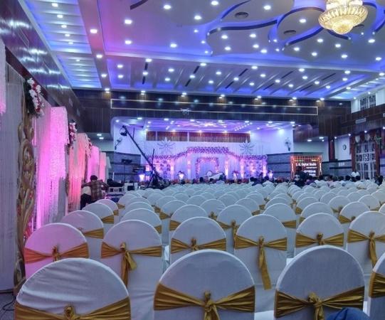 MVM Convention Hall Nelamangala Bangalore - Banquet Hall