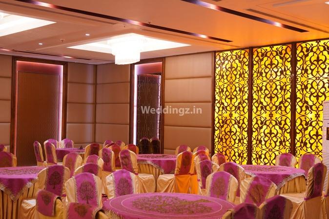 Arista Hotel Kharar Chandigarh - Banquet Hall