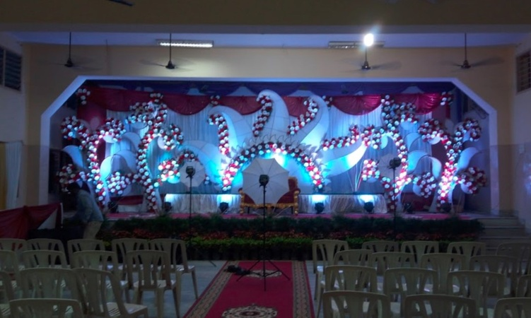 Sree Ayyappan Swamy Community Hall Jalahalli Bangalore - Banquet Hall