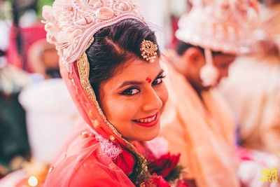 Bridal shots beautifully captured by Fotowalle.