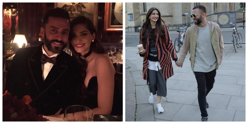 Sonam Kapoor wished 'her everafter' Anand Ahuja Happy Anniversary with an Unseen Wedding Video!