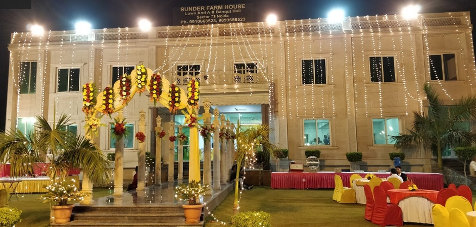 Sunder Farm House Sector 73 Noida - Banquet Hall