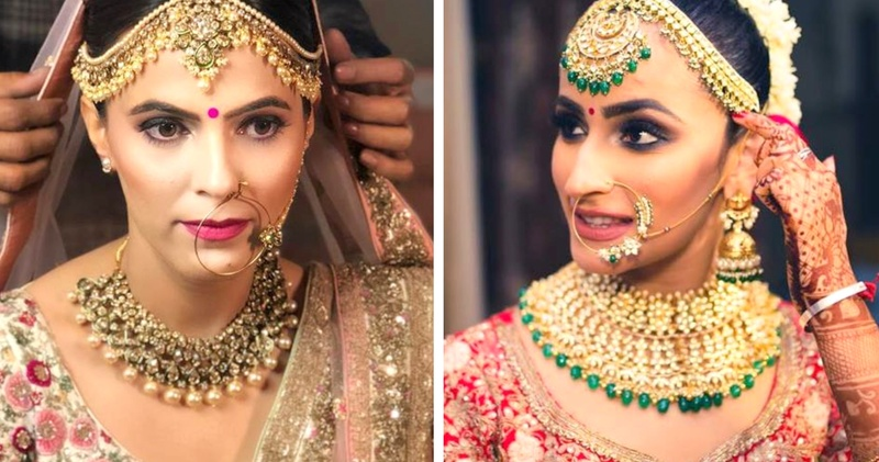 5 Bridal Makeup Looks by Tripti Rastogi that are total #BridalGoals!