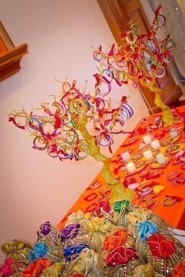 Bridal Shower or Mehndi Party Gift