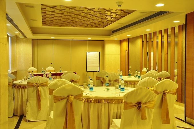 Platinum Solitaire Salt Lake City Kolkata - Banquet Hall