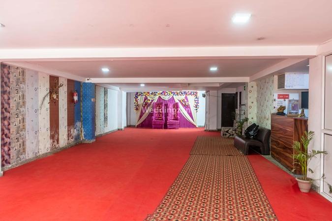 Kavya Residency Dwarka Delhi - Banquet Hall