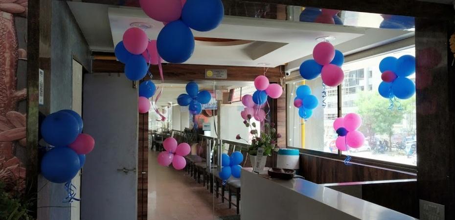 SK Restaurant And Banquet Gota Ahmedabad - Banquet Hall
