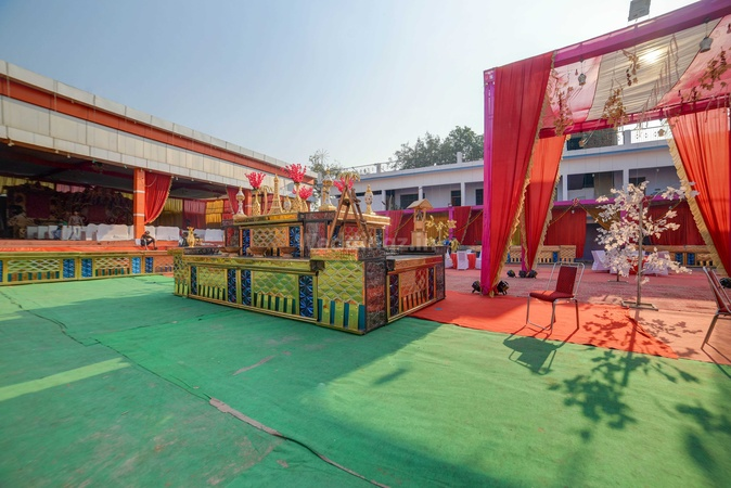 T R Utsav Bhavan Agra Cantt Agra - Banquet Hall