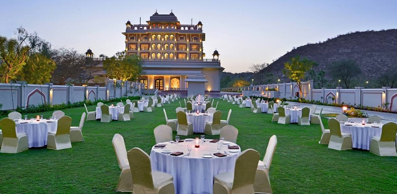 Outdoor wedding venues in Palace Ground, Bangalore Where You Can Plan Out your Glamorous Ceremony