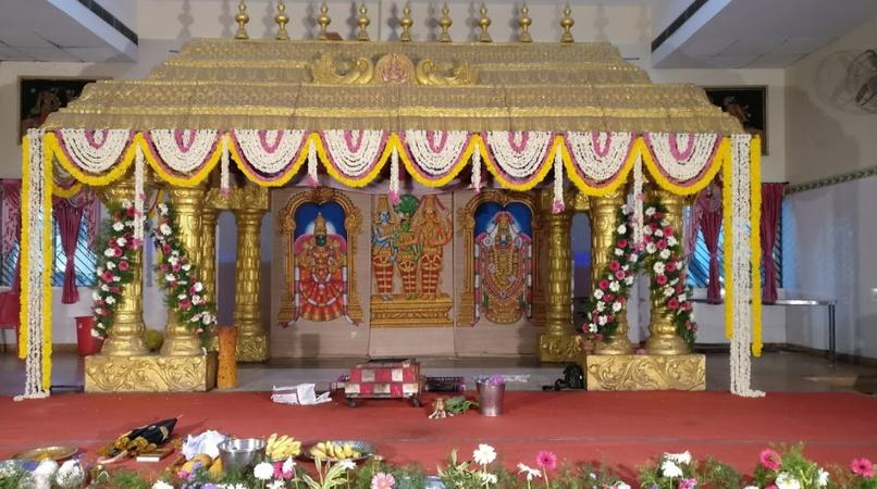 PJN Mahal Porur Chennai - Mantapa / Convention Hall