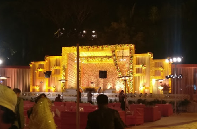 Hotel Lake View Ashok Shymala Hills Bhopal - Banquet Hall