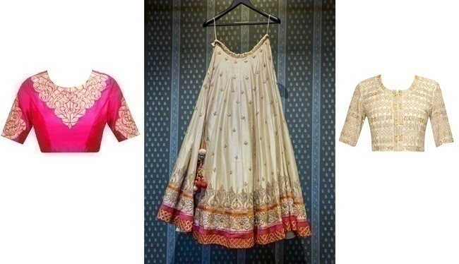 Choli And Lehenga – Buy Them From Separate Stores