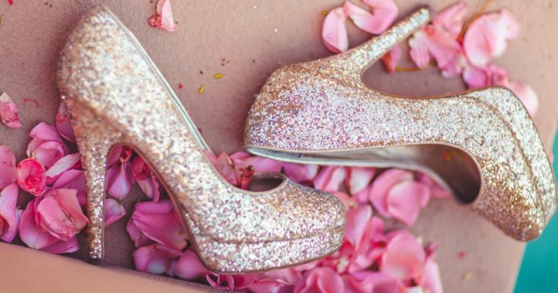 6a75f958fa77 10 Awesome Wedding Shoes Ideas for every Bride! - Blog