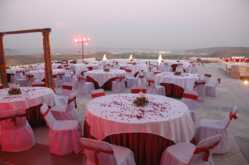 Top Budget-Friendly Wedding Venues in Udaipur for Lavish Wedding Celebration