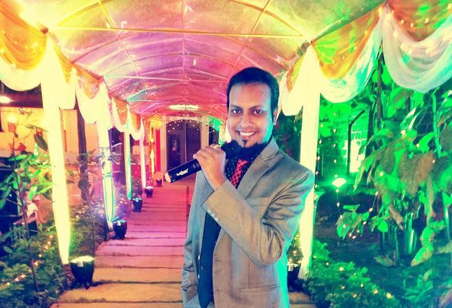 MC Joshua  | Bangalore | Anchor Mc