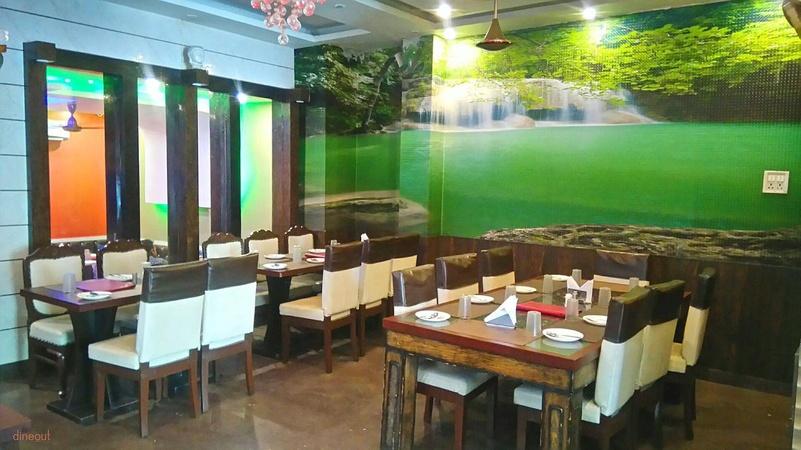 Deepanshu Restaurant & Banquet Indirapuram Ghaziabad - Banquet Hall