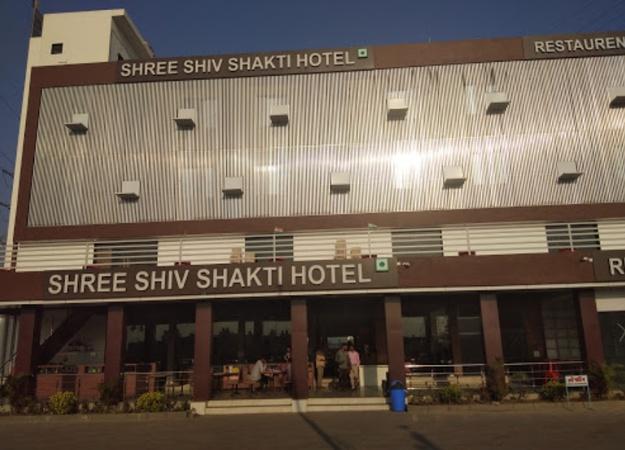 Hotel Shree Shiv Shakti Palsana Surat - Banquet Hall