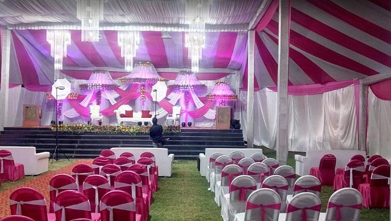 Aashirwaad Palace Kalyanpur Lucknow - Banquet Hall