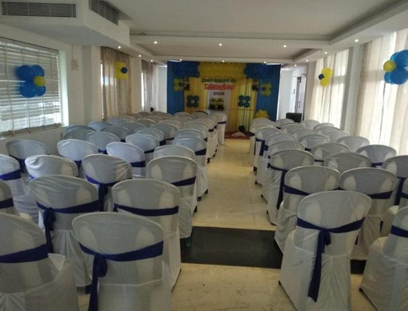 Nirvana Boutique Hotel Mahabalipuram Chennai - Banquet Hall
