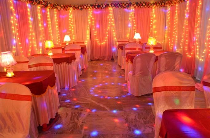 Jal Mahal Ramrajatala Howrah - Banquet Hall