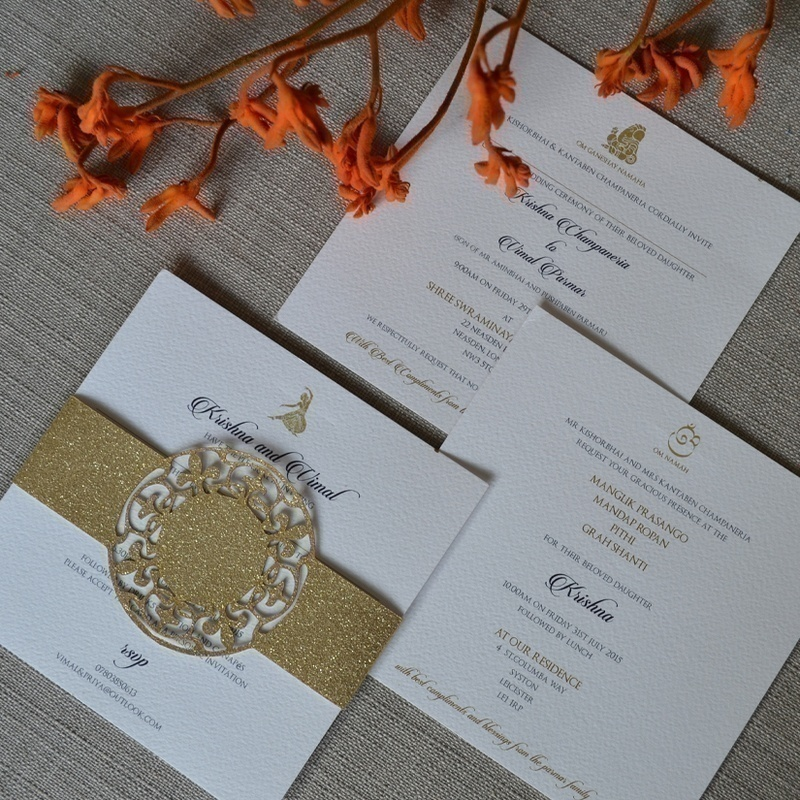 5 Ways to Level Up Your Indian Wedding Invitation Game Blog