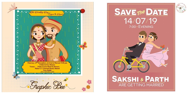 E-invites: 10 Ways To Make Your Wedding Invite Stand Out
