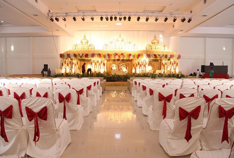 Pmr Convention Nagole Hyderabad Banquet Hall Wedding