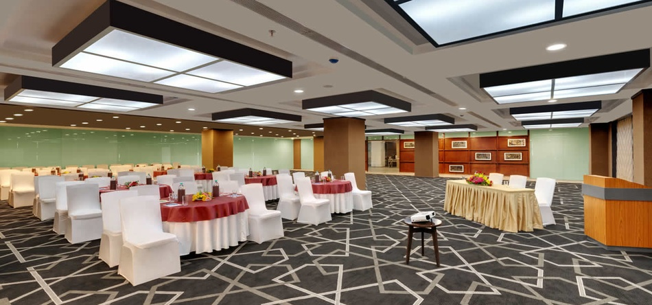 Grand O7 Suites & Convention Shela Ahmedabad - Banquet Hall