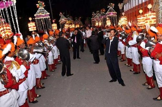 The Shiv Mohan Band   Jaipur   Band Baaja
