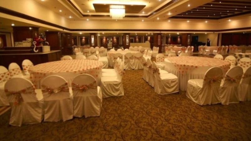 Hotel President Jawahar Nagar Jalandhar - Banquet Hall