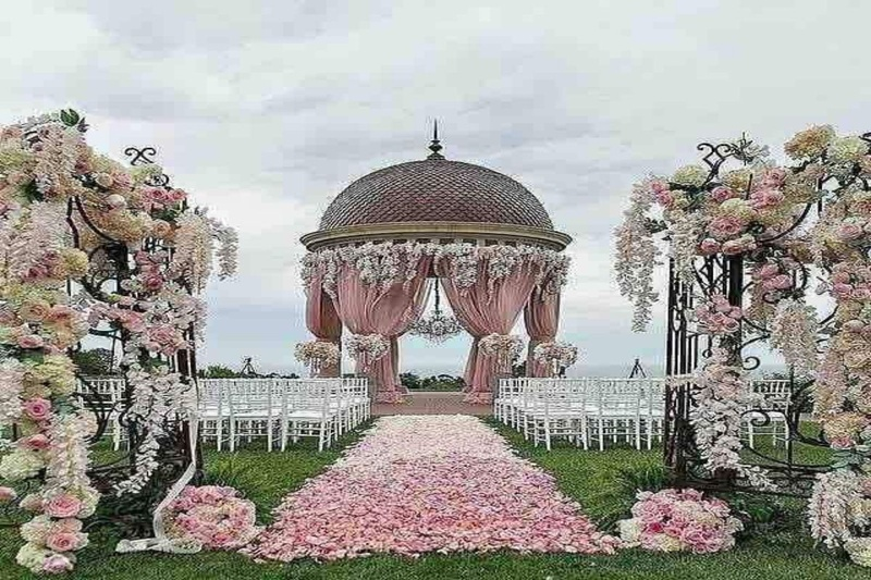 Outdoor Wedding Venues in Sahibabad, Delhi for a Stunning Open-Air Ceremony