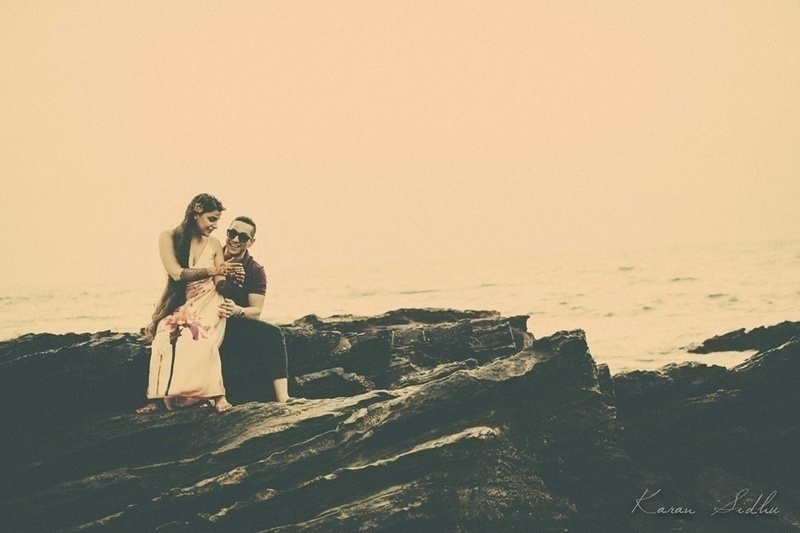The Pre-Wedding Shoot