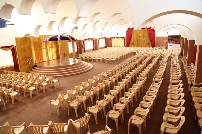 KRS Choda Mahal Maduravoyal Chennai - Banquet Hall