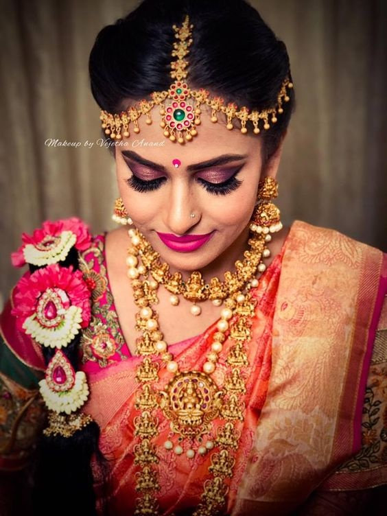 Image Source: Makeup by Vejetha Anand