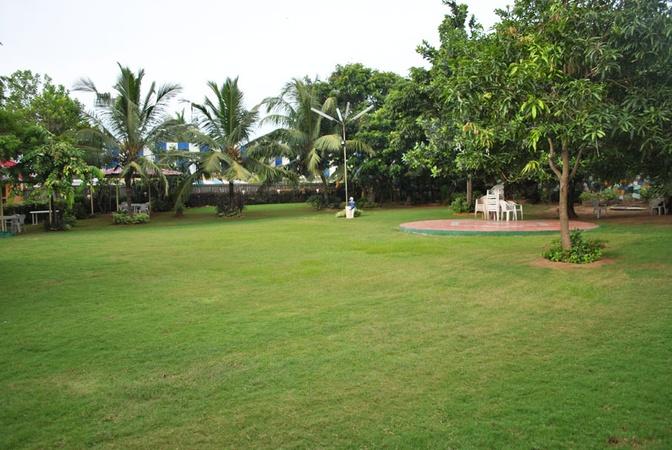 Park Inn Beach Resort East Coast Road (ECR) Chennai - Banquet Hall