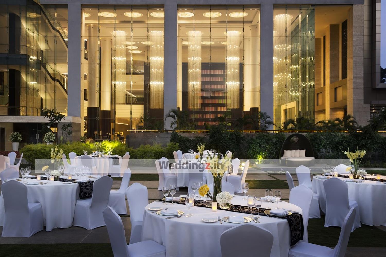 JW Marriott Hotel Ashok Nagar, Bangalore | Banquet Hall | Wedding Lawn | WeddingZ.in