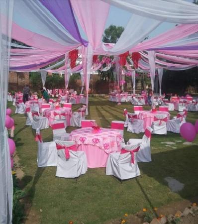 Alankrita Gardens Jagrati Vihar Meerut - Wedding Lawn