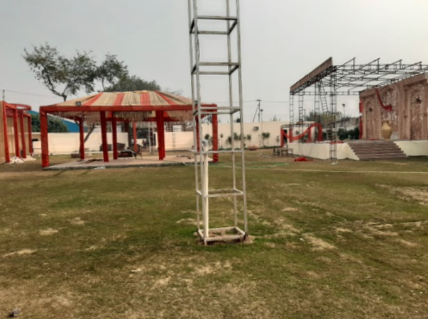 Chairman Farms Mandoli Delhi - Wedding Lawn