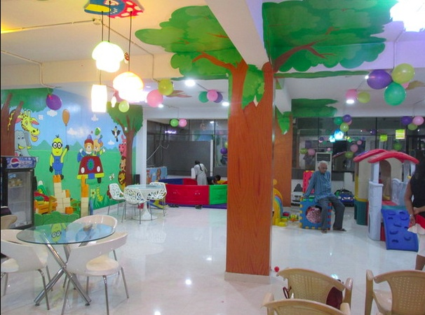 Pampered Kidz Madhapur Hyderabad - Banquet Hall